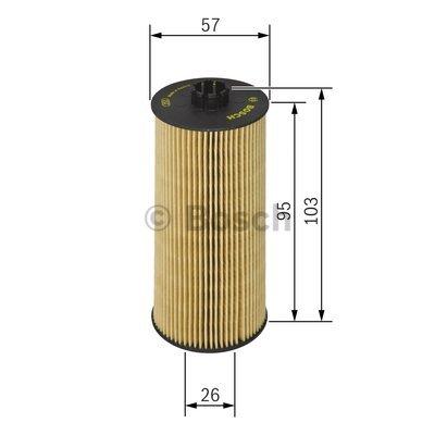 filtre a huile bosch f 026 407 006 x1 yakarouler. Black Bedroom Furniture Sets. Home Design Ideas