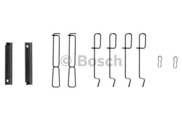 kit de montage plaquettes de frein pour renault twingo i c06 1 2 c066 c068 58cv 43kw. Black Bedroom Furniture Sets. Home Design Ideas