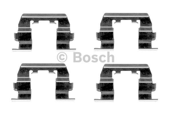 kit de montage plaquettes de frein pour hyundai accent ii 1 5 crdi 82cv  lc   60kw
