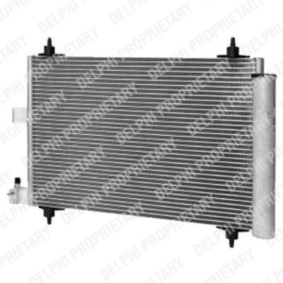 condenseur radiateur de climatisation delphi tsp0225250. Black Bedroom Furniture Sets. Home Design Ideas