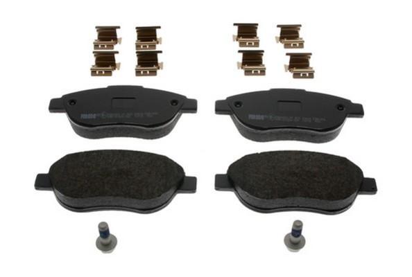 plaquettes de frein avant ferodo fdb1476 jeu de 4 yakarouler. Black Bedroom Furniture Sets. Home Design Ideas