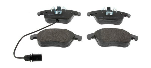 plaquettes de frein avant ferodo fdb4045 jeu de 4 yakarouler. Black Bedroom Furniture Sets. Home Design Ideas