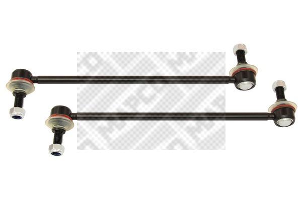 kit de reparation barre stabilisatrice pour peugeot 406 coup 8c 2 0 16v 132cv 97kw yakarouler. Black Bedroom Furniture Sets. Home Design Ideas