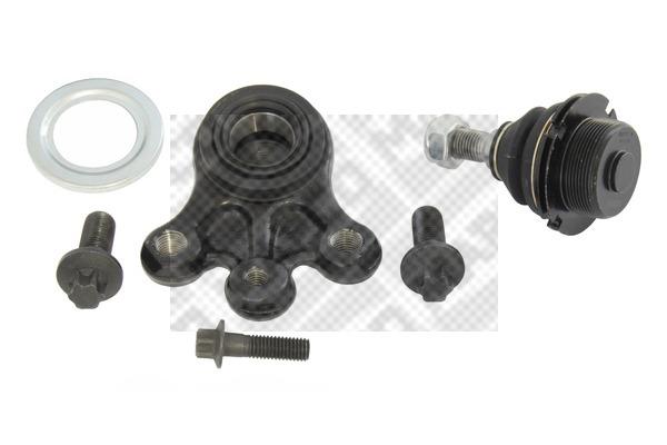 kit de reparation rotule de suspension pour peugeot 407 sw 6e 2 0 hdi 135 136cv 100kw. Black Bedroom Furniture Sets. Home Design Ideas