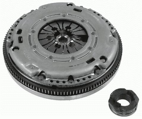 kit embrayage volant moteur sachs 3000 951 790 yakarouler. Black Bedroom Furniture Sets. Home Design Ideas