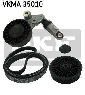 kit de courroie d 39 accessoire skf vkma 35010 x1 yakarouler. Black Bedroom Furniture Sets. Home Design Ideas