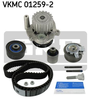 kit distribution pompe a eau skf vkmc 01259 2 x1 yakarouler. Black Bedroom Furniture Sets. Home Design Ideas