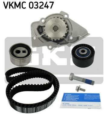 kit distribution pompe a eau skf vkmc 03247 x1 yakarouler. Black Bedroom Furniture Sets. Home Design Ideas