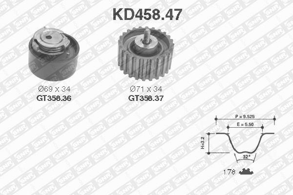 kit distribution pour fiat ducato camion plate ch u00e2ssis 130 multijet 2 3 d 131cv  250   290