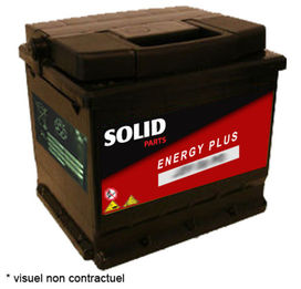 Batterie SOLID PARTS SOPAR60AD (X1)