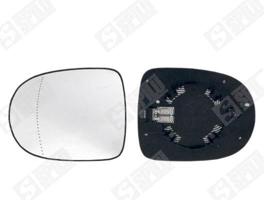glace de retroviseur exterieur spilu 12575 x1 yakarouler. Black Bedroom Furniture Sets. Home Design Ideas