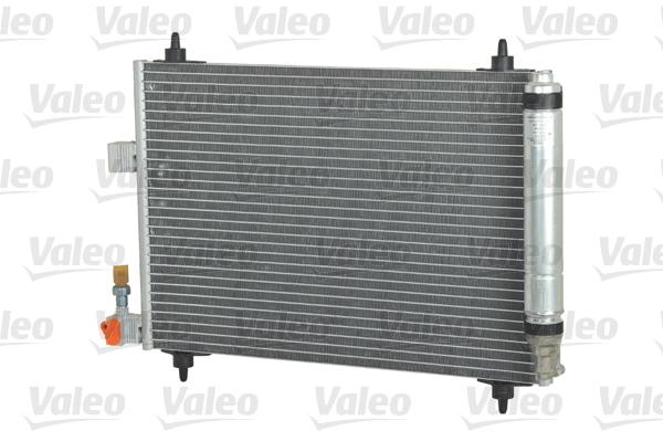 condenseur radiateur de climatisation valeo 814090 x1 yakarouler. Black Bedroom Furniture Sets. Home Design Ideas