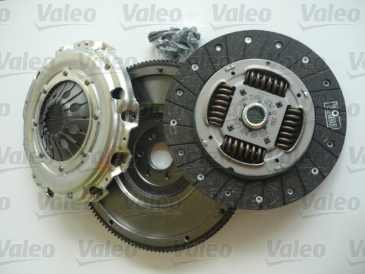 kit embrayage volant moteur valeo 835050 x1 yakarouler. Black Bedroom Furniture Sets. Home Design Ideas
