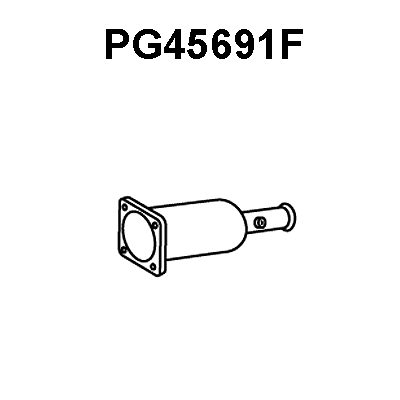 filtre a particules pour peugeot 406 coup 8c 2 2 hdi 133cv 98kw yakarouler. Black Bedroom Furniture Sets. Home Design Ideas